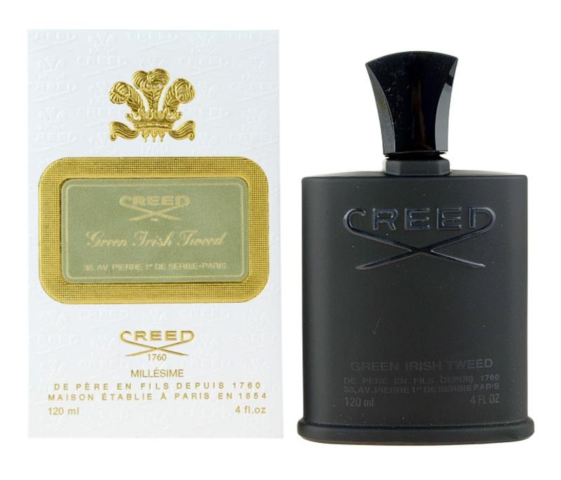 Creed Green Irish Tweed eau de parfum pentru barbati 120 ml