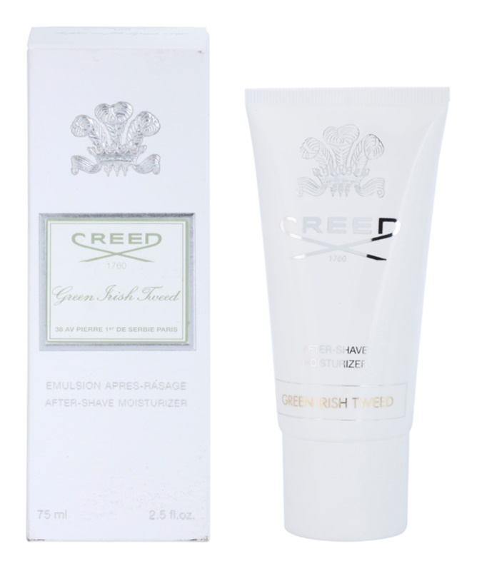 Creed Green Irish Tweed after shave balsam pentru barbati 75 ml