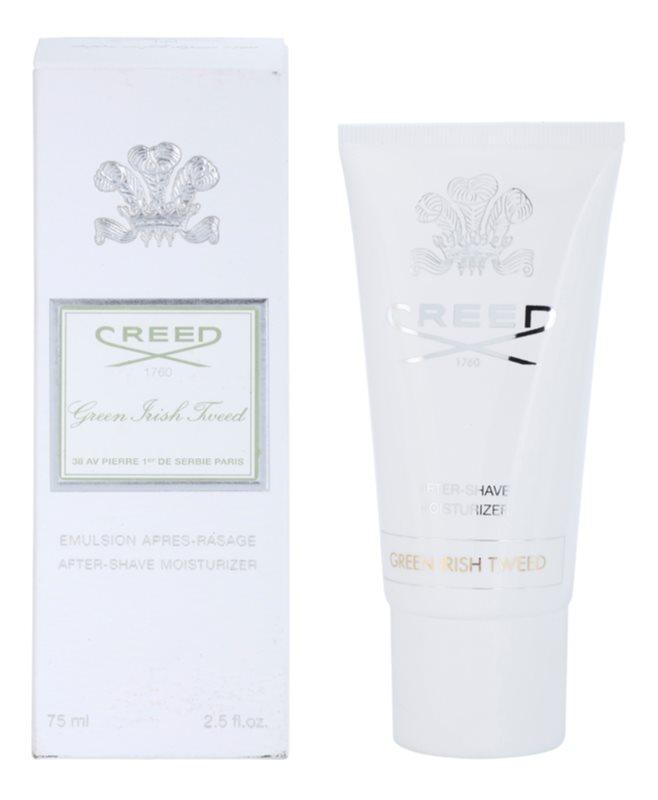 Creed Green Irish Tweed balzám po holení pro muže 75 ml