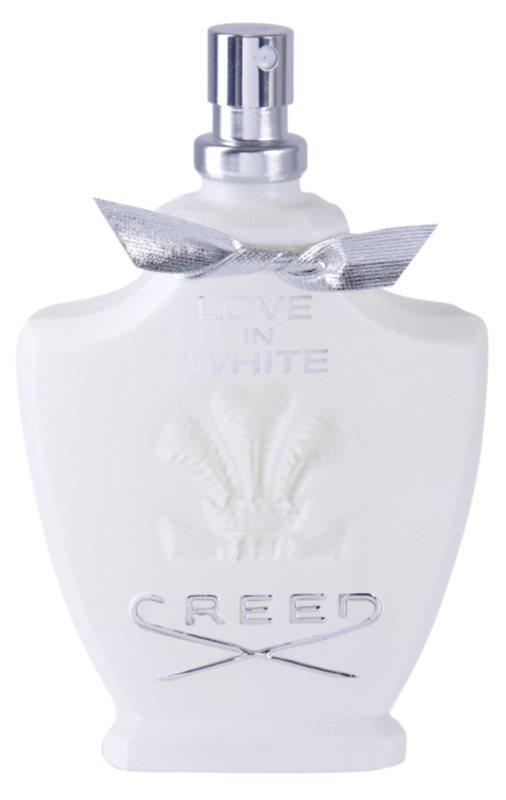 Creed Love in White eau de parfum teszter nőknek 75 ml