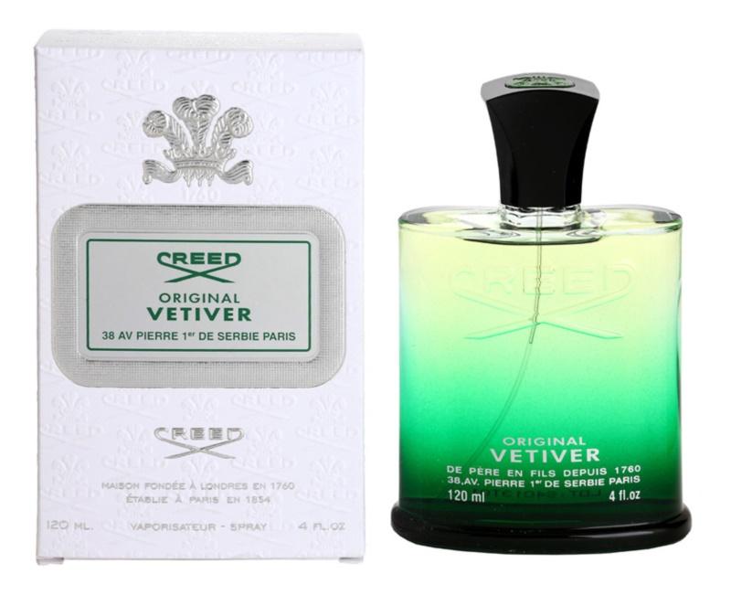 Creed Original Vetiver Eau de Parfum voor Mannen 120 ml