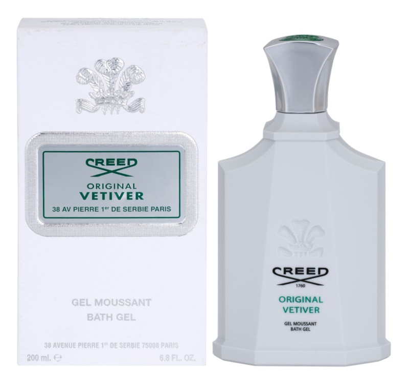 Creed Original Vetiver душ гел за мъже 200 мл.