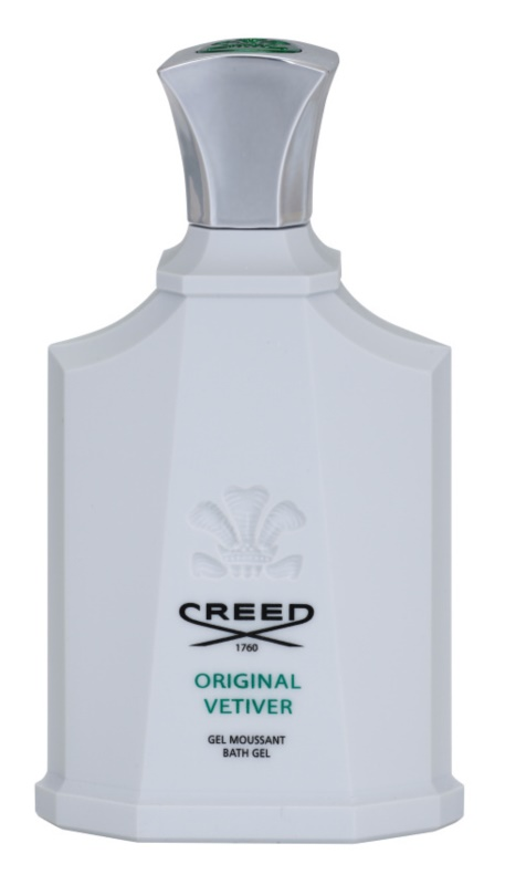 Creed Original Vetiver sprchový gél pre mužov 200 ml