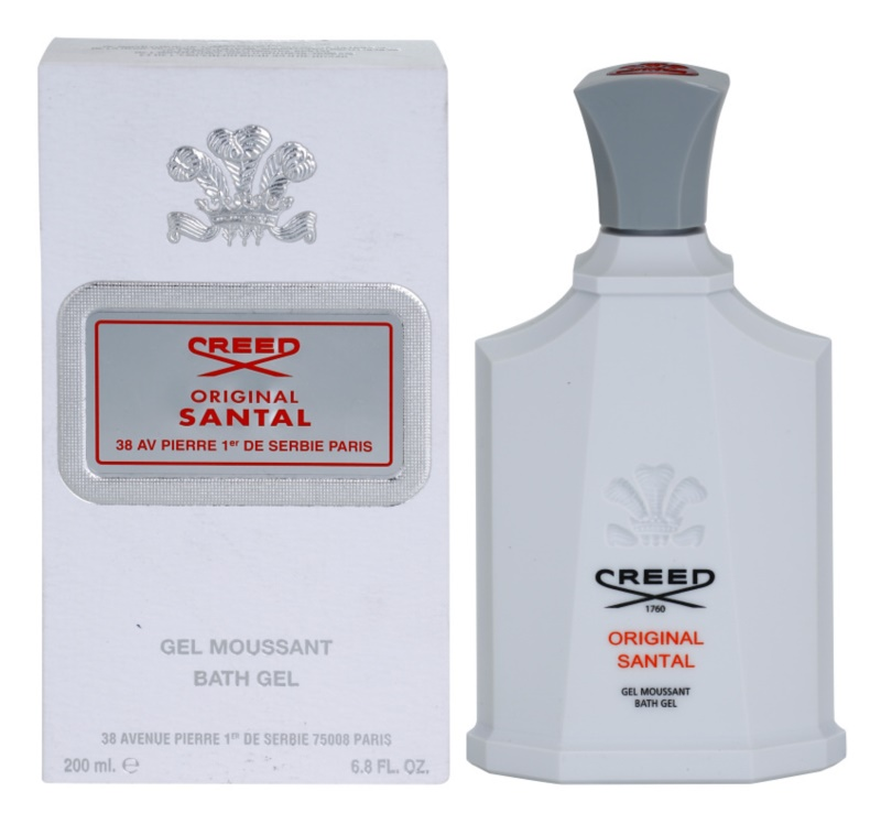 Creed Original Santal Duschgel unisex 200 ml