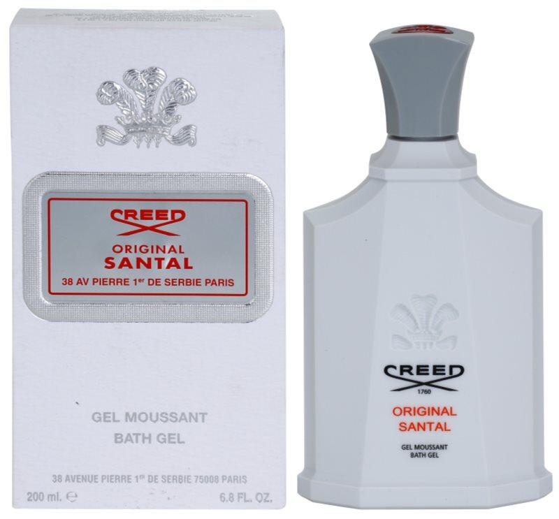 Creed Original Santal gel de ducha unisex 200 ml