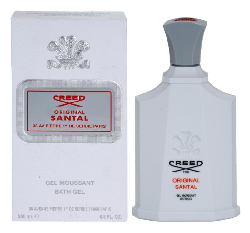 Creed Original Santal gel de dus unisex 200 ml