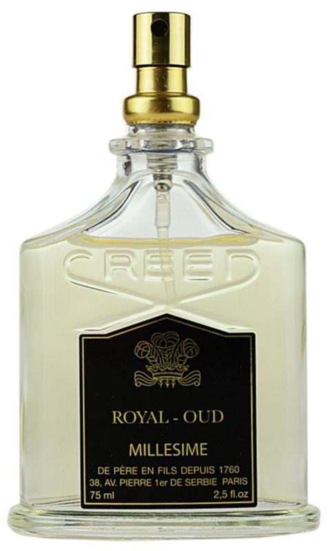 Creed Royal Oud Parfumovaná voda tester unisex 75 ml