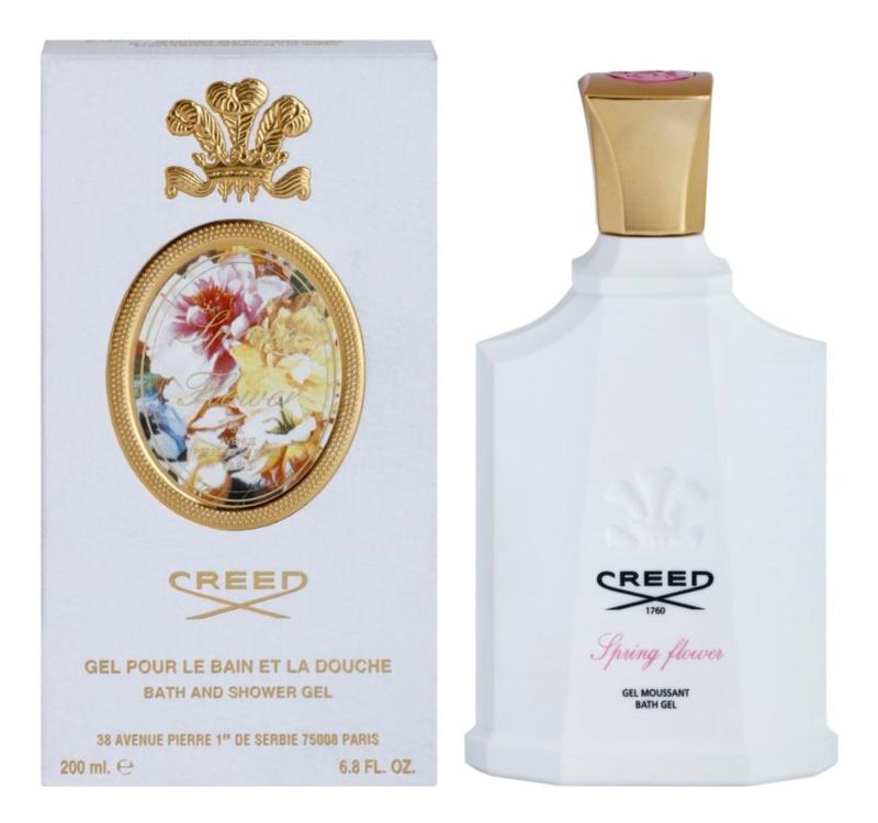 Creed Spring Flower sprchový gél pre ženy 200 ml