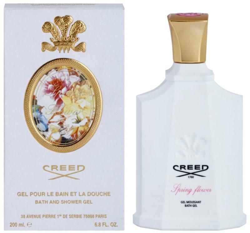Creed Spring Flower tusfürdő nőknek 200 ml
