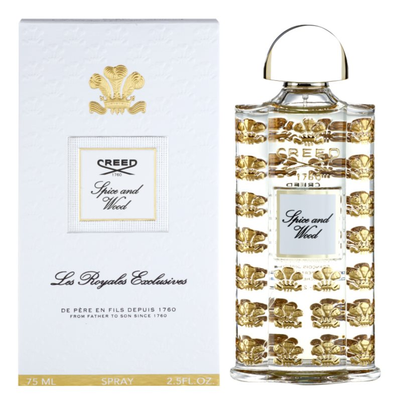 Creed Spice & Wood Parfumovaná voda unisex 75 ml