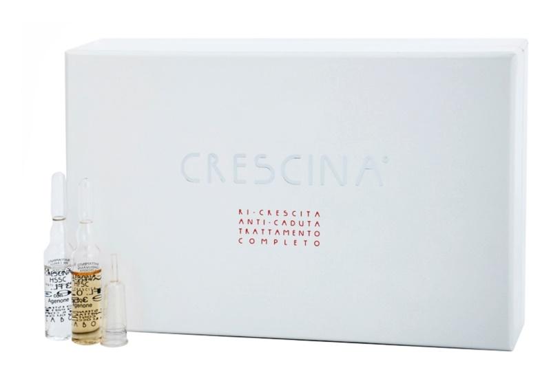 Crescina HFSC AGENONE 500 ampule proti střednímu a pokročilému řídnutí vlasů pro muže