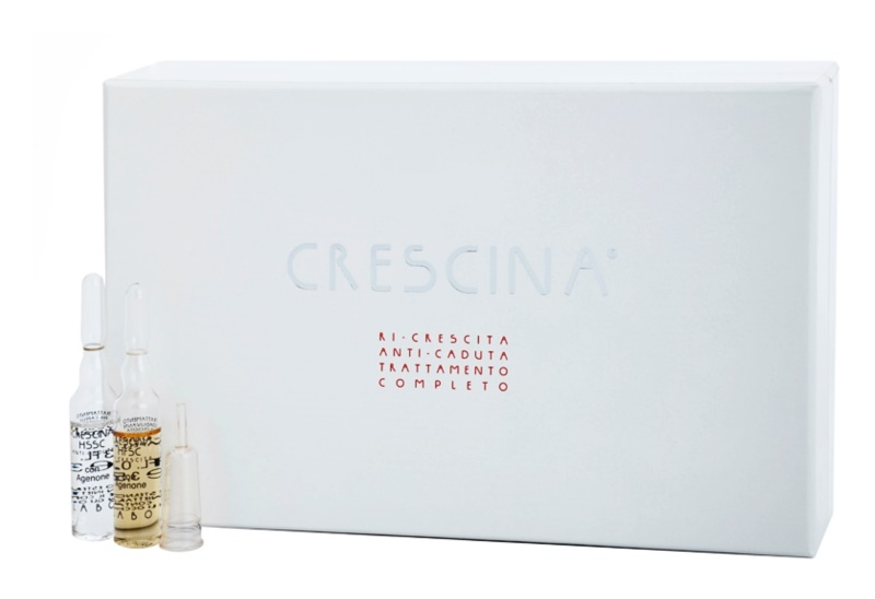 Crescina HFSC AGENONE 500 Ampullen gegen mittelstarken und fortschreitenden Haarausfall für Herren