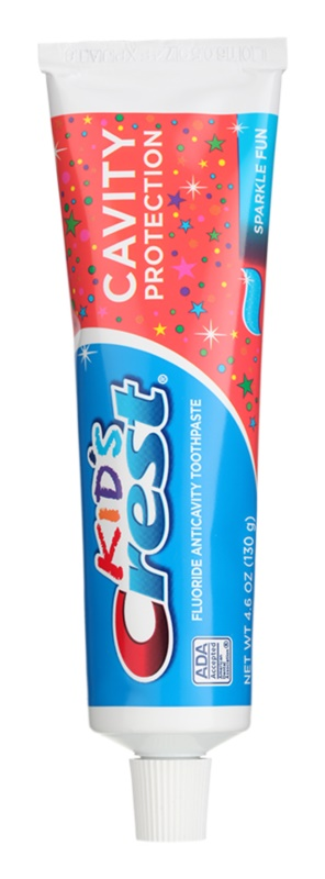 Crest Kid's Cavity Protection zubní pasta pro děti s fluoridem