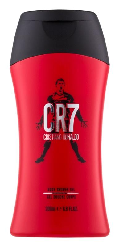 Cristiano Ronaldo CR7 gel za prhanje za moške 200 ml