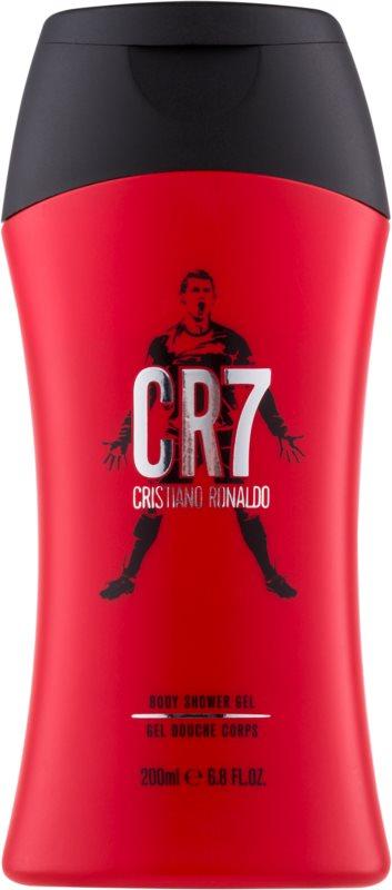 Cristiano Ronaldo CR7 żel pod prysznic dla mężczyzn 200 ml