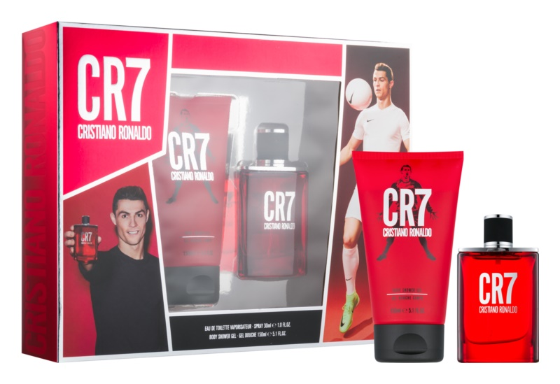 Cristiano Ronaldo CR7 Gift Set  I.