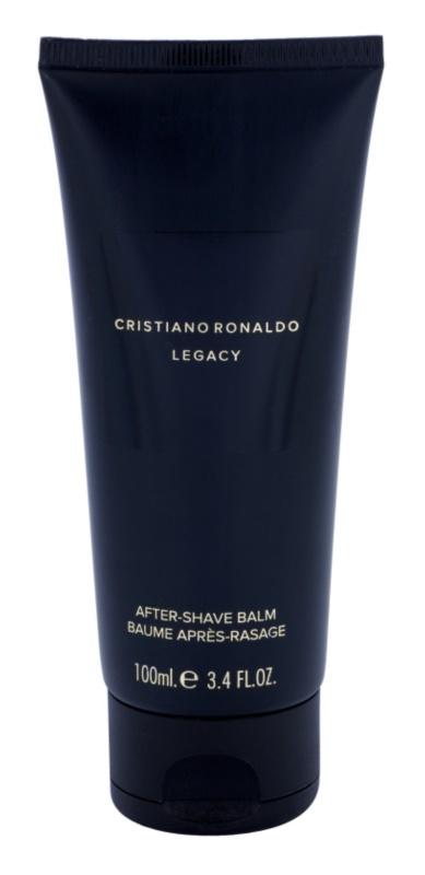 Cristiano Ronaldo Legacy balsam po goleniu dla mężczyzn 100 ml