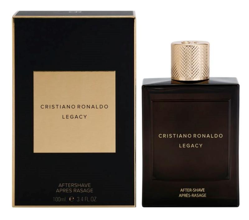 Cristiano Ronaldo Legacy after shave para homens 100 ml