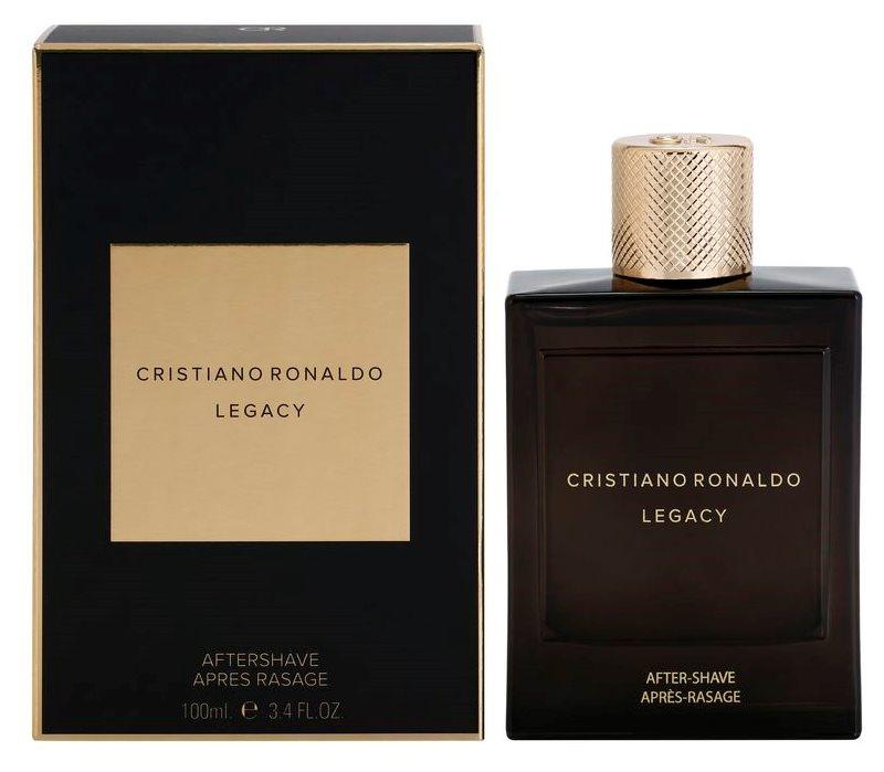 Cristiano Ronaldo Legacy lotion après-rasage pour homme 100 ml