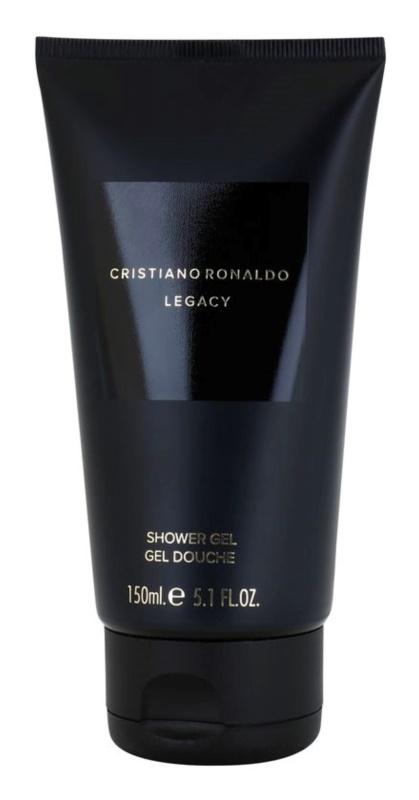 Cristiano Ronaldo Legacy gel de duche para homens 150 ml