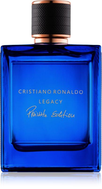 Cristiano Ronaldo Legacy Private Edition woda perfumowana dla mężczyzn 100 ml