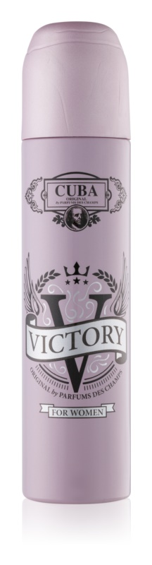 Cuba Victory eau de parfum nőknek 100 ml
