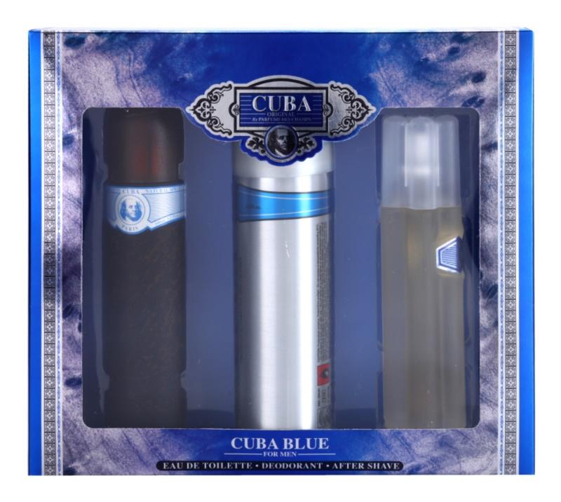 Cuba Blue Gift Set II.