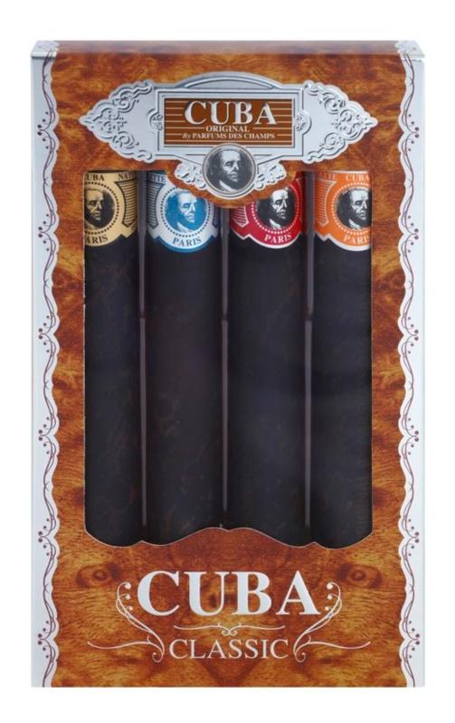 Cuba Classic set cadou I.