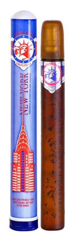Cuba City New York Eau de Toilette für Herren 35 ml