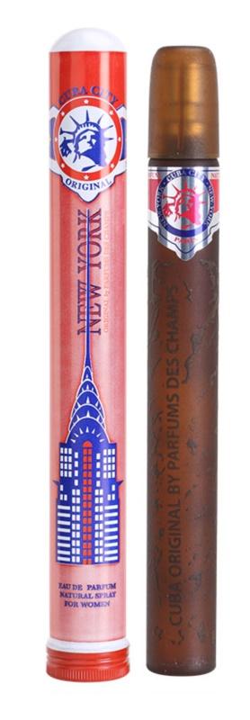 Cuba City New York Parfumovaná voda pre ženy 35 ml