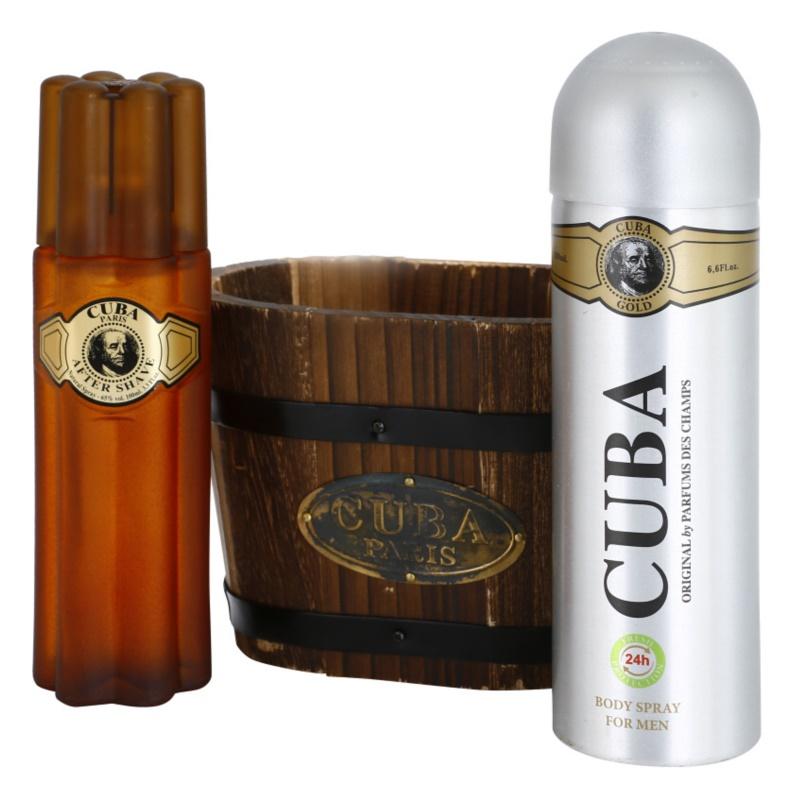 Cuba Gold darčeková sada III.