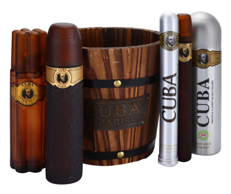 Cuba Gold lote de regalo V.