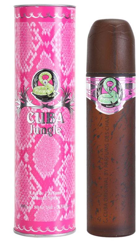 Cuba Jungle Snake parfémovaná voda pro ženy 100 ml