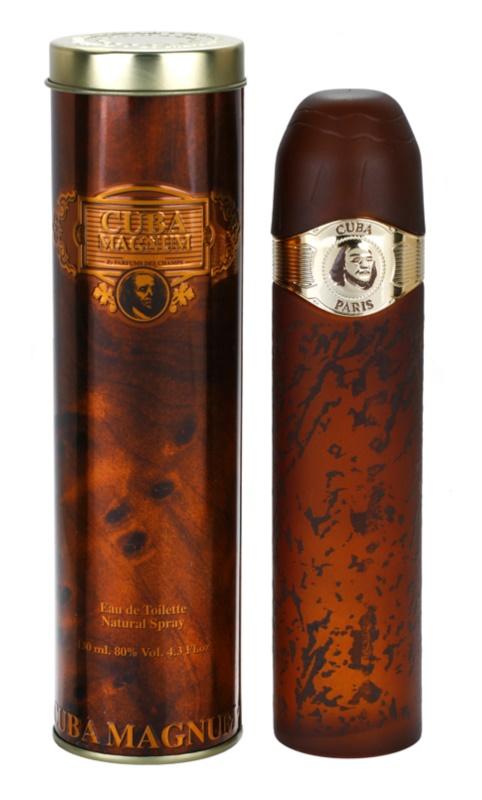 Cuba Magnum Gold Eau de Toilette Herren 130 ml