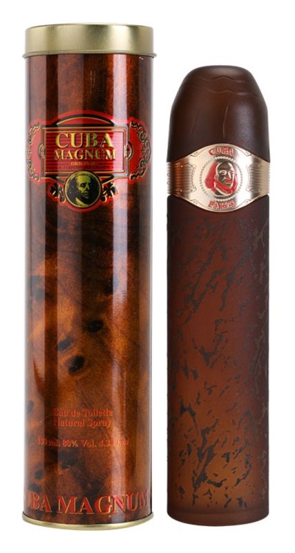 Cuba Magnum Red Eau de Toilette für Herren 130 ml