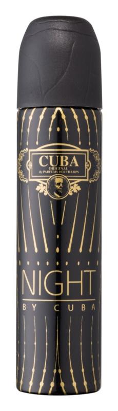 Cuba Night eau de parfum pour femme 100 ml