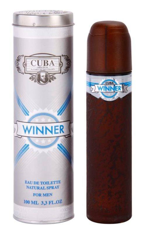 Cuba Winner eau de toilette pentru barbati 100 ml