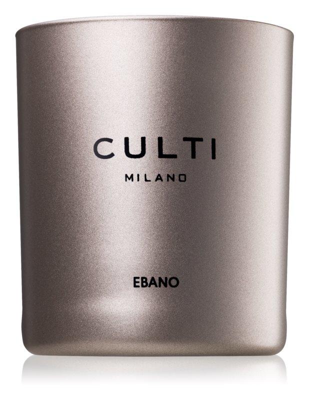 Culti Candle Ebano bougie parfumée 250 g