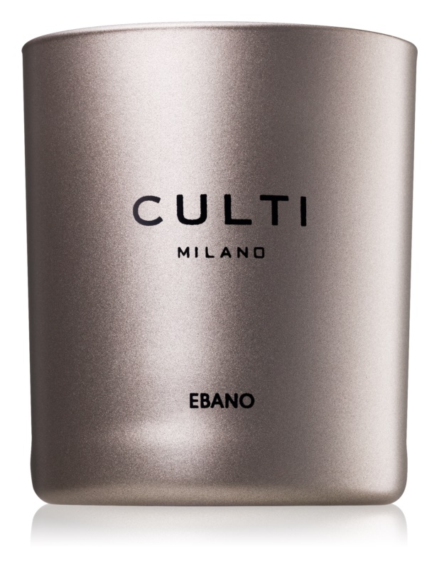 Culti Candle Ebano Scented Candle 250 g