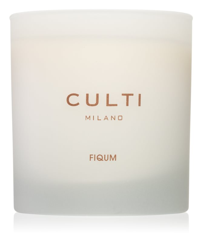 Culti Candle Fiqum ароматизована свічка  250 гр