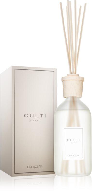Culti Stile Ode Rosae Aroma Diffuser With Refill 500 ml