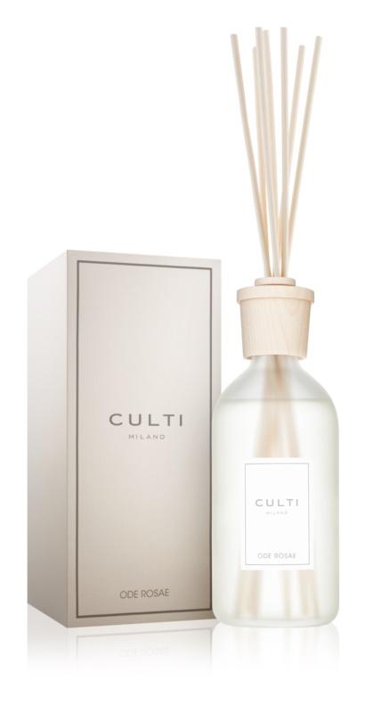 Culti Stile Ode Rosae aroma difuzor s polnilom 500 ml