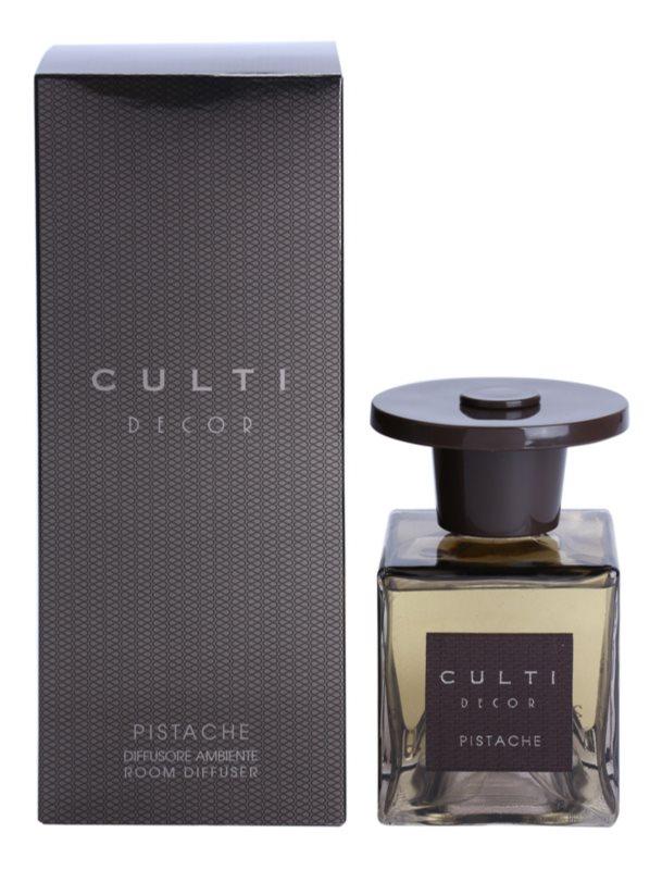 Culti Decor Pistache aroma diffúzor töltelékkel 250 ml