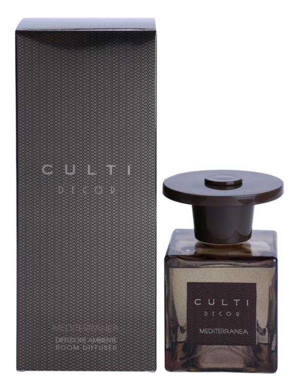 Culti Decor Mediterranea aroma difusor com recarga 250 ml