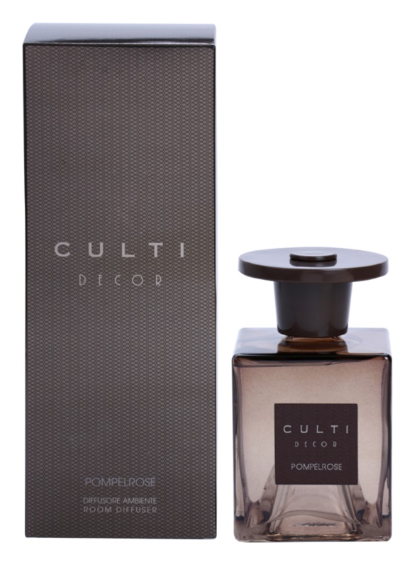 Culti Decor Pompelrose Aroma Diffuser mit Nachfüllung 500 ml