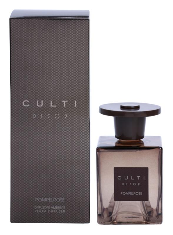 Culti Decor Pompelrose Aroma Diffuser With Refill 500 ml