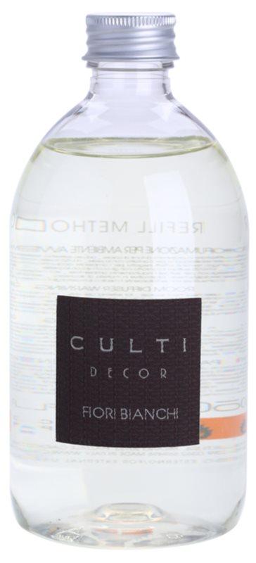 Culti Decor Ersatzfüllung 500 ml  (Fiori Bianchi)
