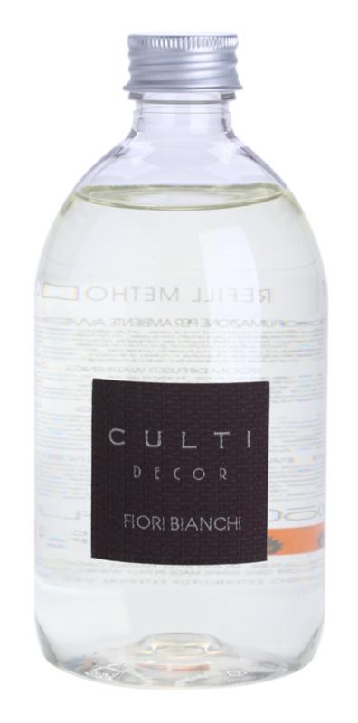 Culti Refill Fiori Bianchi Refill for aroma diffusers 500 ml