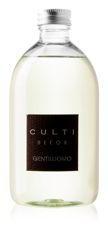 Culti Refill Gentiluomo náplň do aroma difuzérů 500 ml