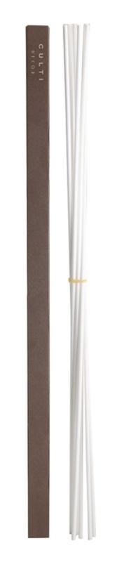 Culti Sticks Stokjes navulling voor geurstokjes 9 st  (for size 2700 ml)